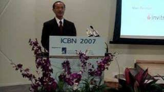Speech by Minister George Yeo at ICBN 2007