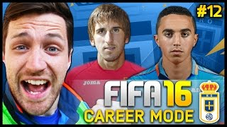 Real Oviedo Career Mode #12 - TRANSFER DEADLINE DAY!!! - Fifa 16