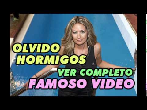 el video de Olvido Hormigos