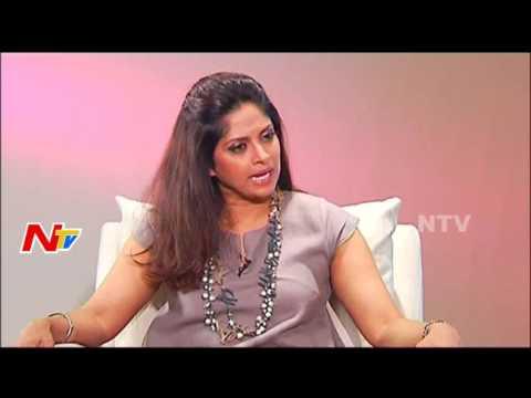Nadhiya about Pawan Kalyan & Telugu Heroes...