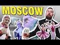 Christmas Moscow: Red Square, The Nutcracker & Alexei Yashin (Subs En, RU)