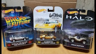 2018 Hot Wheels Entertainment Cars Review!