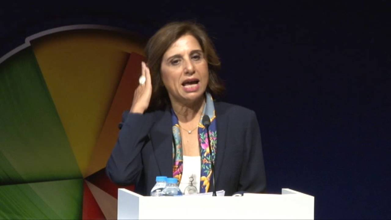 TÜSİAD Yönetim Kurulu Başkanı Cansen Başaran-Symes'ın Gıda Enflasyonu Konferansı Açılış Konuşması