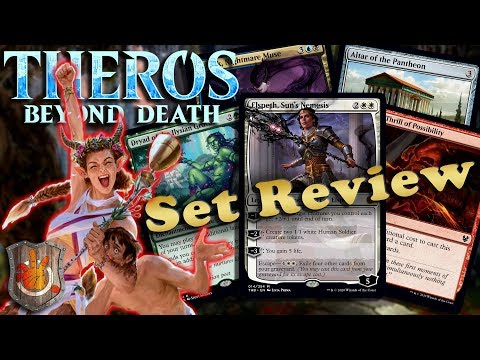 Theros: Beyond Death - Set Review I The Command Zone #306 I Magic: the Gathering