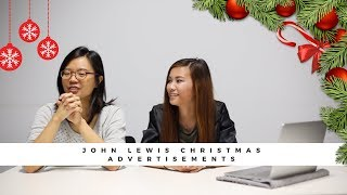 J316 Reacts to John Lewis Christmas Adverts