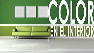 El Color en el Interior