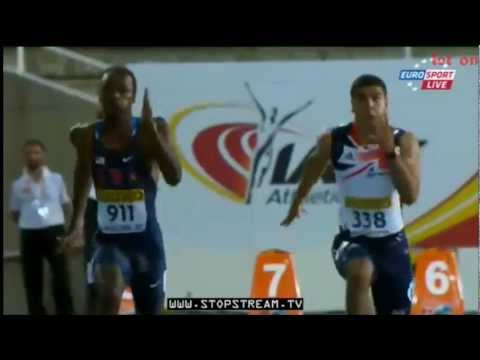 100m Men Final IAAF World Junior Championships Barselona 2012