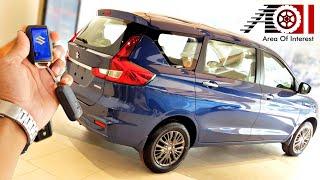 2019 Maruti Suzuki Ertiga   New Gunmetal Alloy Wheels   Price   Mileage   Features   Specs