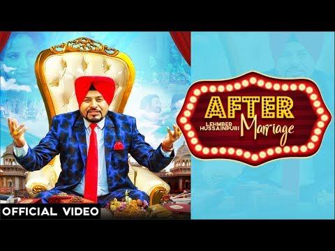 After Marriage (Official Video) | Lehmber Hussainpuri | Deep Royce | Deep Allachouria |