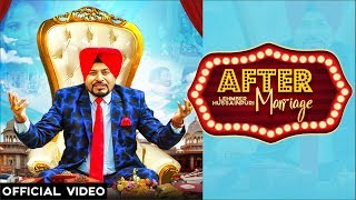 After Marriage (Official ) | Lehmber Hussainpuri | Deep Royce | Deep Allachouria |