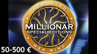 Wer wird Millionär Soundtracks [2] - 50-500 €