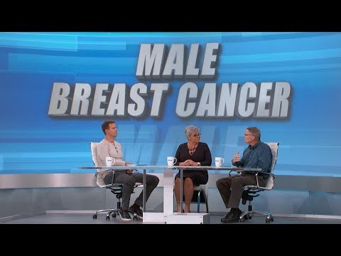 Breast Cancer Does Not Discriminate against Men