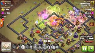 Bowler 3 Starring Fun Series | Piece of cake - Clash of Clans