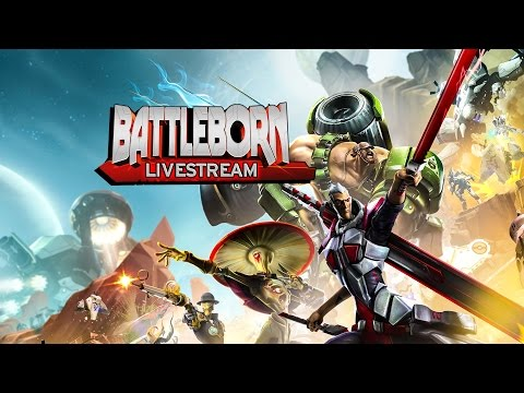 Battleborn: Co-Op Campaign Second Drop Livestream