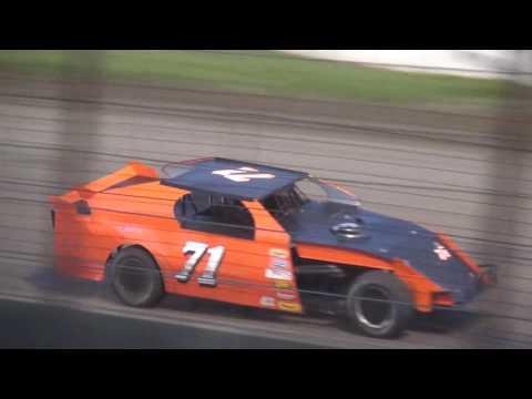 IMCA Sport Mod B-Main 2 West Liberty Raceway 5/14/16