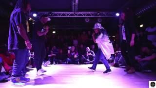 BEAT FIGHTERZ vs FLAWLESS / LRC 2015 / 1/8FINAL