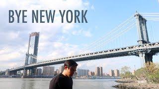 BYE NEW YORK - Menuju Pulang
