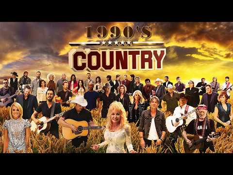 Best Classic Country Songs of 90s - Greatest 90s Country Music - Top 100 Country Songs of 1990s.