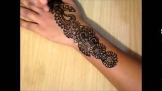 Henna/Mehndi Design