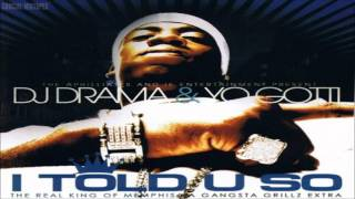 Yo Gotti - I Told U So [FULL MIXTAPE + DOWNLOAD LINK] [2006]