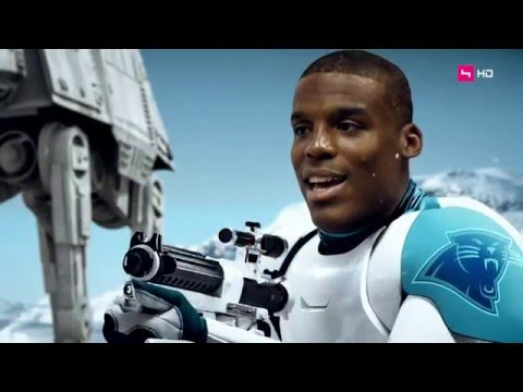 The Force Is Strong With This 'Star Wars'-Themed NFL Playoff Commercial