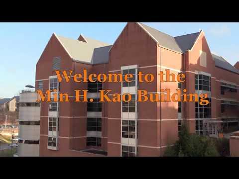 Min H Kao Building Tour