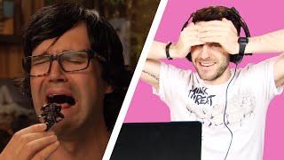 Irish People Watch Good Mythical Morning (Rhett & Link)