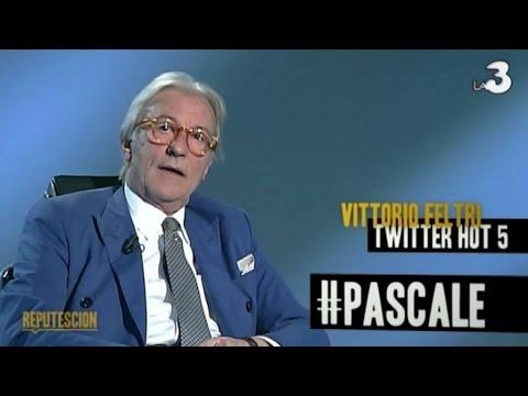 Feltri: ho indotto io Francesca Pascale a iscriversi all'Arcigay
