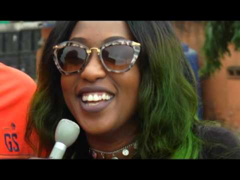 Music Africa TV interviews Victoria Kimani on Etisalat 9jaTalks