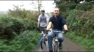 Школа горного велосипеда. Урок 3. Заносы