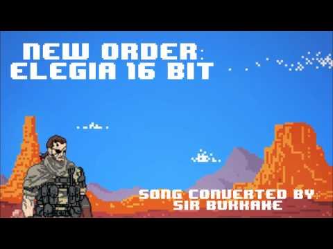 New Order  Elegia 16 bit