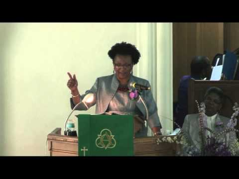 Guest Speaker Delivers Dynamic Speech At Tyer Temple Church