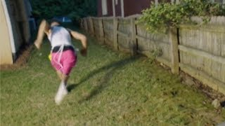 Shotta Flow but NLE Choppa runs away. Video