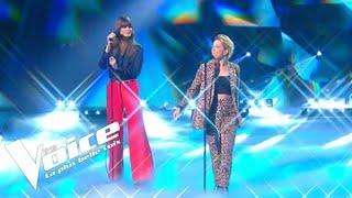 Clara Luciani | La grenade | Gustine et Clara Luciani | The Voice France 2020 | Finale
