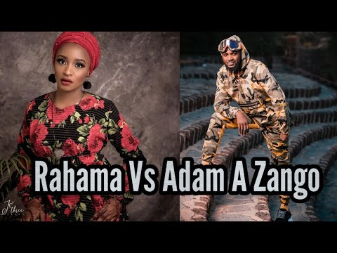 Turkashi! Da Rahama Sadau Suke Fada Koda Adama Zango? Sabon Video 2020#