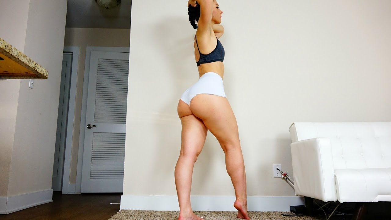 Squats to get a bigger butt
