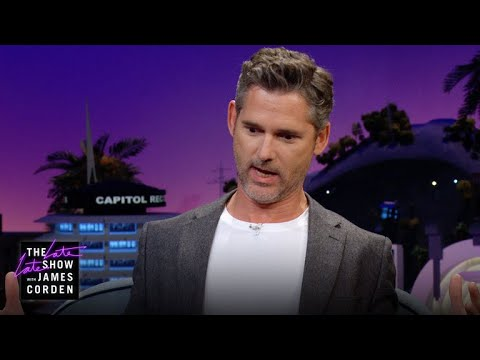 Eric Bana Almost Fought a Kangaroo