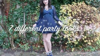 Christmas/Holiday Party Outfit LookBook & OOTDs Thumbnail