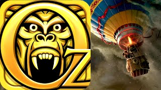 TEMPLE RUN: OZ!! Gameplay Part 1 (iPhone Let's Play)
