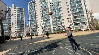 러브의 일기장—태기의 농구 연습 브이로그(feat.러브…