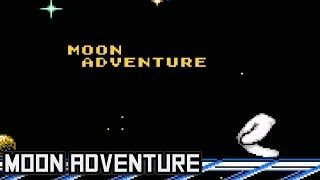 Moon Adventure • Super Mario World ROM Hack