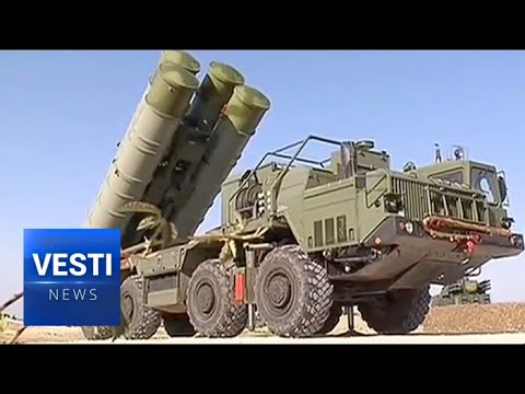 Russia's New Weapon Systems Are Unmatched in the World - Buyers are Lining Up Round the Block