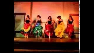 Ochi Chernye (Очи Чёрные) by Sebastjan ft Andrej, and Tsyganochka (Цыганочка) dance