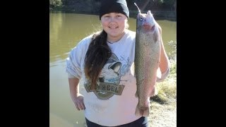 """""""A Great Day Of Trout Fishing At Don Castro Lake!"""" by Verdugoadventures"""