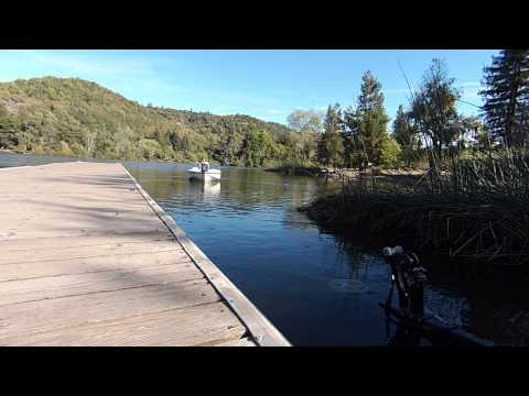 Minnkota ulterra boat launch One person boat launc