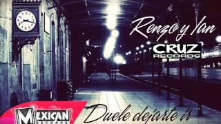 Duele Dejarte Ir - Renzo Y Ian (Los Intocables) (Cruz Records) EXITO 2014