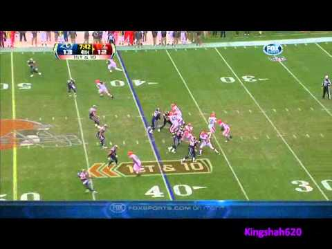 Greg Little Highlights 2011 Rookie (HD)