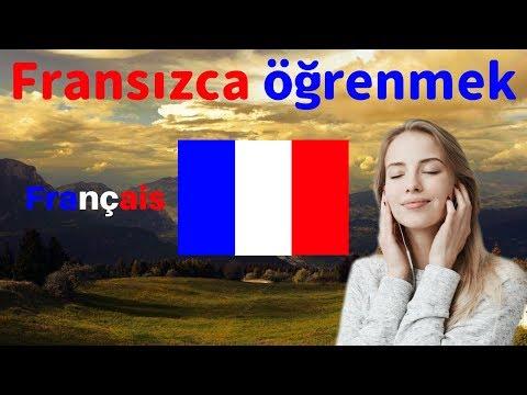 Fransızca öğrenmek     En Önemli Fransızca Kelime Öbekleri ve Kelimeler     Uyku