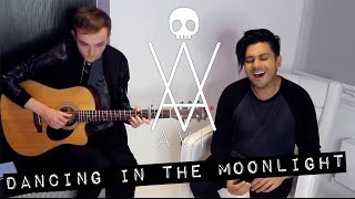 Toploader - Dancing In The Moonlight [ACOUSTIC COVER!!] - Avi