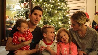 Christmas with the Crosbys! Our Last Tuesday Video.
